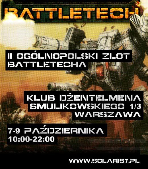 II Ogólnopolski Zlot Battletecha